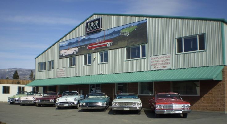 Nixdorf Classic Car Museum Showroom Building