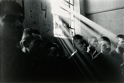 Carandiru, 1984 - São Paulo, Brasil. Foto de Pedro Martinelli