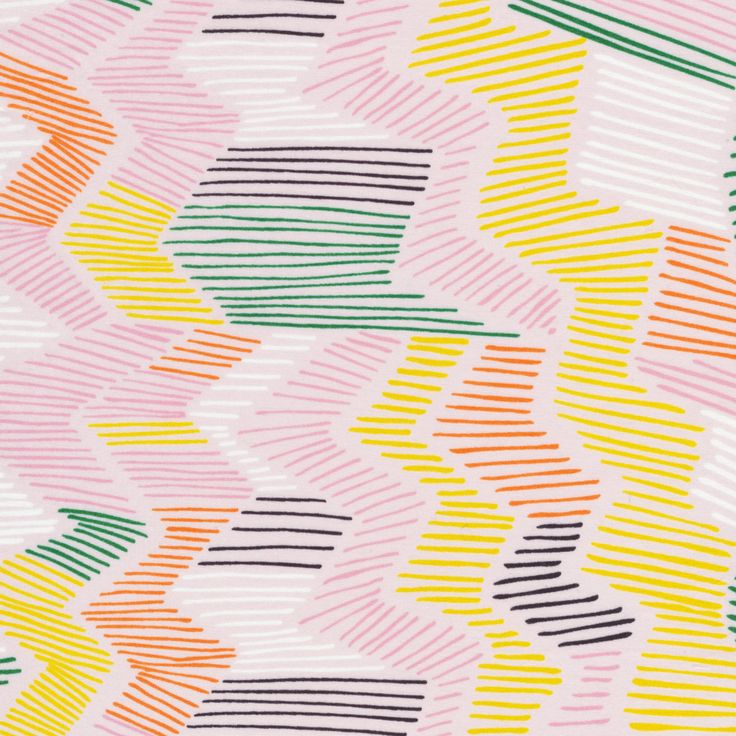 Collection: Yucca Collection by Leah Duncan Print: Cenote Pink Manufacturer: Cloud9 Fabrics 100% organic cotton quilters VOILE - lightweight fabric suitable for dresses, blouses, sheer curtains etc. w