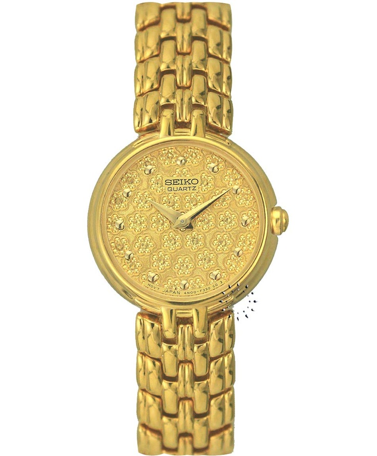 SEIKO Classic Gold Stainless Steel Bracelet Τιμή: 445€ Τιμή Προσφοράς: 89€ http://www.oroloi.gr/product_info.php?products_id=33805