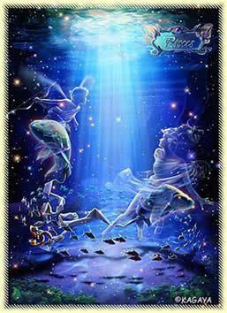 Aspectos sentimentais do signo Peixes por Graziella Marraccini. Peixes é o XII Signo do Zodíaco e como tal ele resume, dentro de si todas as qualidades e contradições dos outros signos do zodíaco. É um signo de Água, mutável e regido pelo planeta Netuno, tendo como co-regente o planeta Júpiter. Netuno, ou Poseidon na mitologia Grega, é a representação do Deus dos Oceanos e das vias submarinas da terra. Ele pode ser um Deus bondoso e calmo mas pode de repente surgir cheio de...