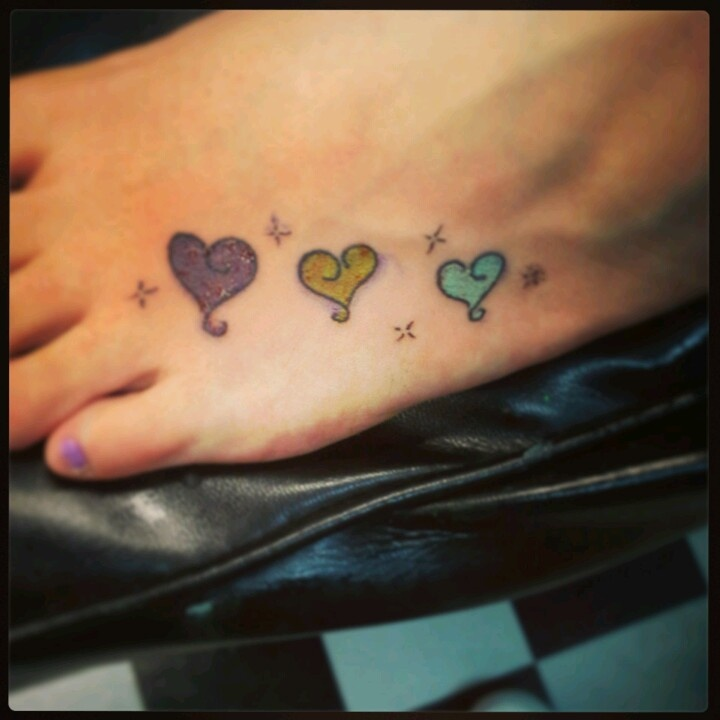 32 Best Heart Tattoos Images On Pinterest