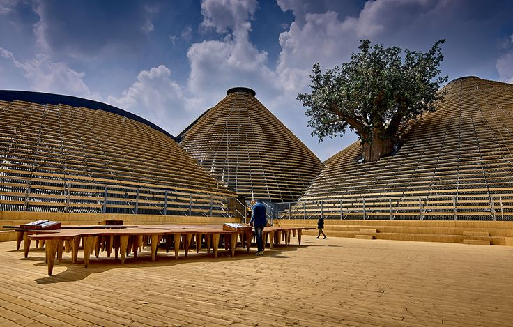 Paviljong Zero av Michele de Lucchi. Foto Tom Vack.
