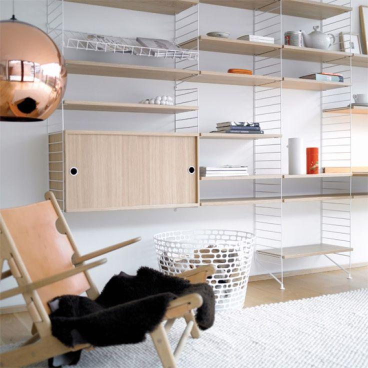 25 beste idee n over wit kantoor op pinterest kantoor aan huis kantoren en chique kantoor decor - String kantoor ...