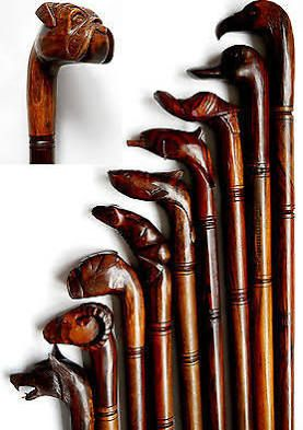 making hand carved walking sticks - Google Search