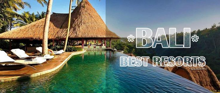 Bali has the widest range of accommodations in all of #Indonesia, and most of the top resorts are located in #Seminyak, #NusaDua, and #Ubud. The atmosphere is luxurious yet casual, and life centers on #surfing, #sunbathing, and other beach activities. Here are some of the most beautiful #resorts in Bali to make your holiday / honeymoon as memorable as possible.