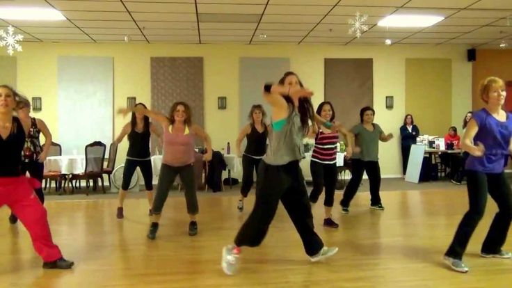 Get Your Fit On With Tara Dance Fitness - Si Te Agarro DJ Chino ft. Fito Blanko