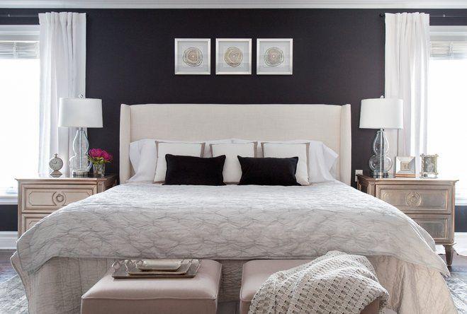 Angela Price's Dark and Dreamy Bedroom Makeover | Wayfair
