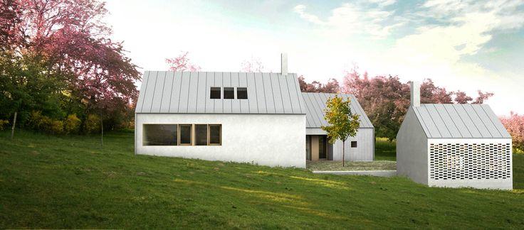 Venkovský dům Morašice | Martin Kožnar – architekt