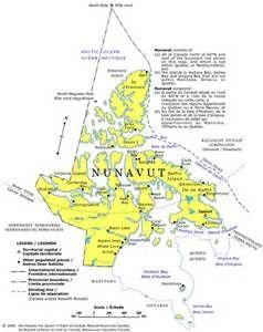 nunavut road map