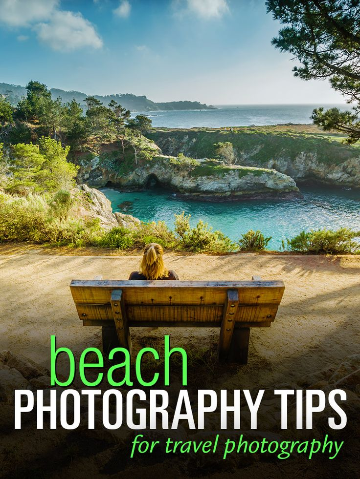 Top 21 Beach Photography Tips - #TravelPhotography