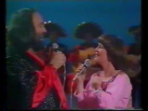Demis Roussos and Mireille Mathieu - Cucurucucu Paloma (1980)