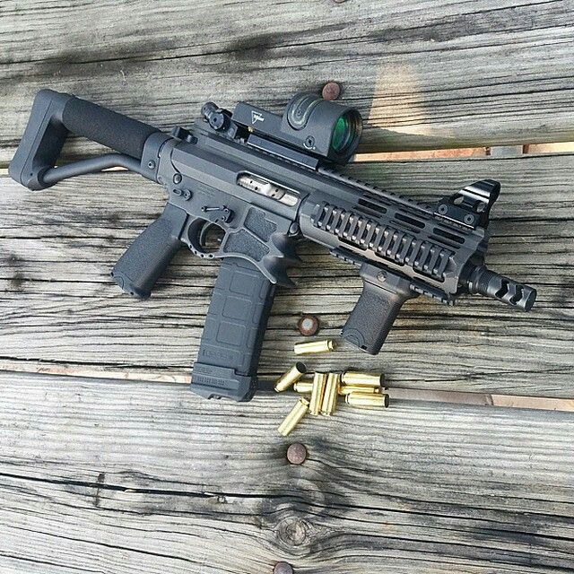 SBR .50 Beowulf - Awesome!