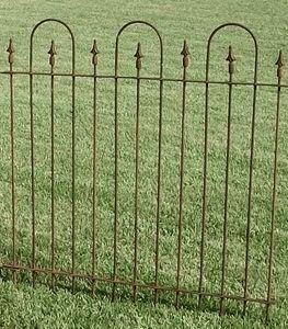 3/4 Section 3 Interlocking Fence