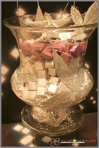 Vase of Patchi Chocolates