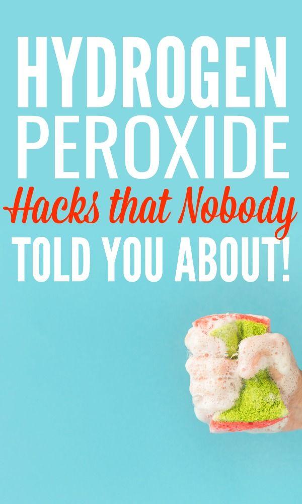 List Of Ailments Food Grade Hydrogen Peroxide Cures