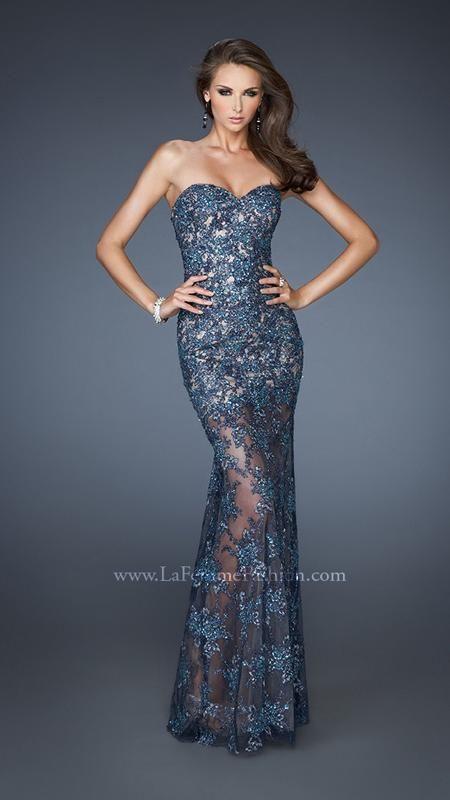 La Femme 18914 | La Femme Fashion 2013 - La Femme Prom Dresses - Dancing with the Stars