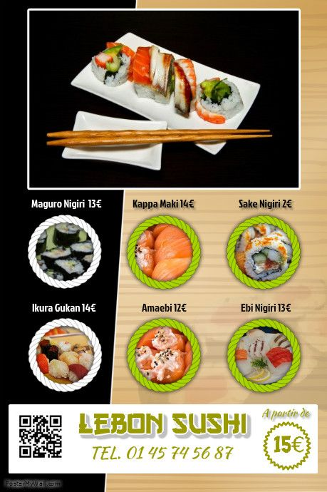 Best Flyer Pour Restaurant Images On   Flyers