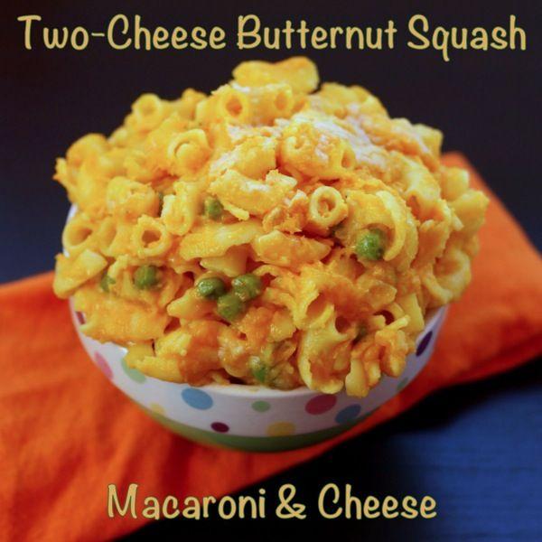 Cheese Butternut Squash Macaroni & Cheese | Recipe | Butternut Squash ...