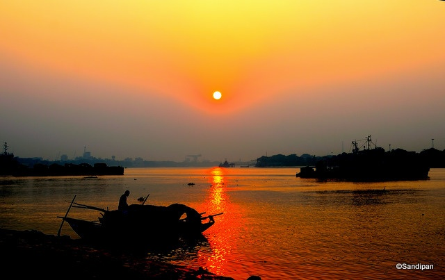 Beautiful Ganga Ghat!