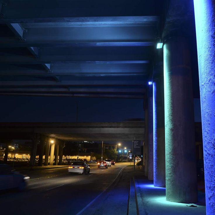 Parking Lot Best Lights: 17 Best Images About Tunnel Lighting On Pinterest