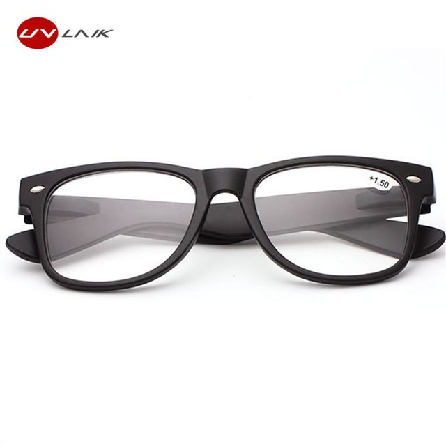 Reading Glasses Fashion Clear Lens Eyewears Men Women  Eyeglasses Presbyopic Reading Glasses Diopter 1.0 1.5 2.0 2.5 3.0 3.5 4.0