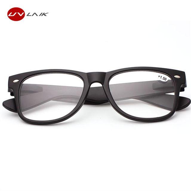 Reading Glasses Fashion Clear Lens Eyewears Men Women  Eyeglasses Presbyopic Reading Glasses Diopter 1.0 1.5 2.0 2.5 3.0 3.5 4.0