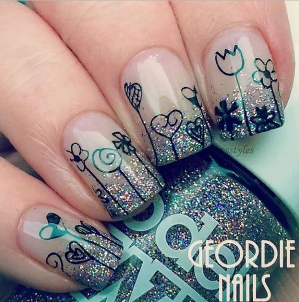 20 Newest Nails for Valentine's Day