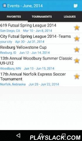 ISports 2  Android App - playslack.com ,  HTGSports provides online tournament management for soccer events around the USA. iSports 2 provides realtime tournament brackets, standings, schedules, results, push notifications, and venue maps for all HTGSports events.2.9.3- Added support for hyperlinks in broadcast push notification messages2.9.2- bug fix. Clicking on sorted standings didn't always display correct games if they were sorted based upon points.2.9.1- Standings are now sorted by…