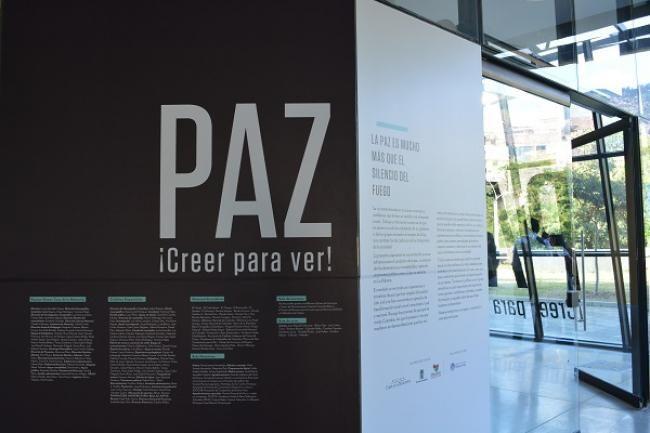 """El próximo 29 de julio a las 5:30 de la tarde:  """"Paz ¡Creer para ver! http://www.centrodememoriahistorica.gov.co/noticias/noticias-cmh/paz-creer-para-ver…"""