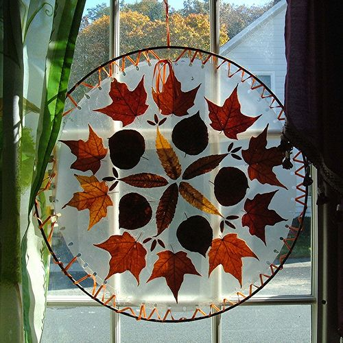 Autumn Decor/Craft | Flickr - Photo Sharing!