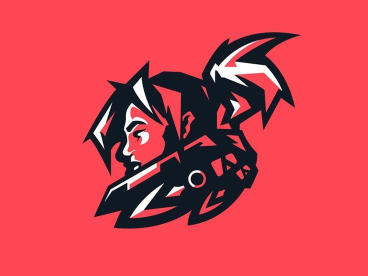 Jett Valorant Logo in 2020 Concept art characters