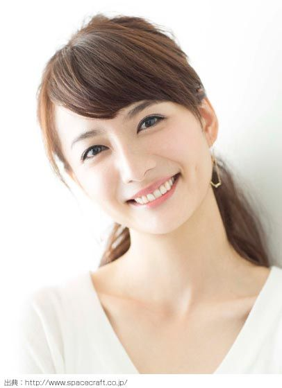 注目モデル:澤田泉美さん(注目モデル)   MODELBA