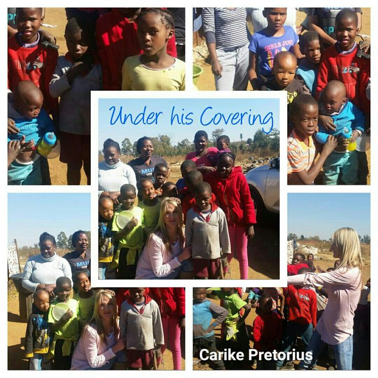 Under His Covering, soup and bread outreach in Kempton park