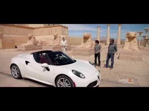 The Grand Tour : The Official Trailer 2016 - YouTube