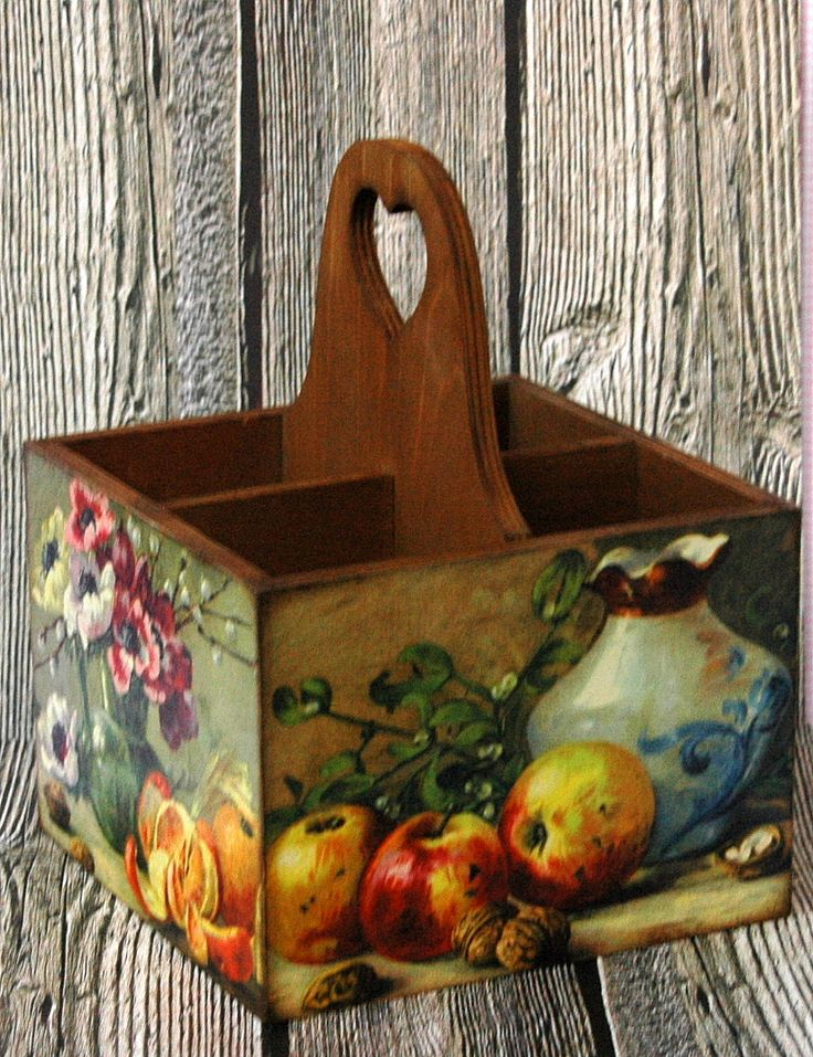 Panti: Boxes for food