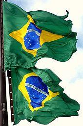 Drapeau du Brésil — Wikipédia