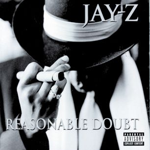 "Reasonable Doubt, Jay-Z - ""The studio was like a psychiatrist's couch for me,"" Jay-Z told Rolling Stone, and his debut is full of a hustler's dreams and laments. It established Jay as the premier freestyle rapper of his generation and includes a filthy sixteen-year-old Foxy Brown on ""Ain't No Nigga."""