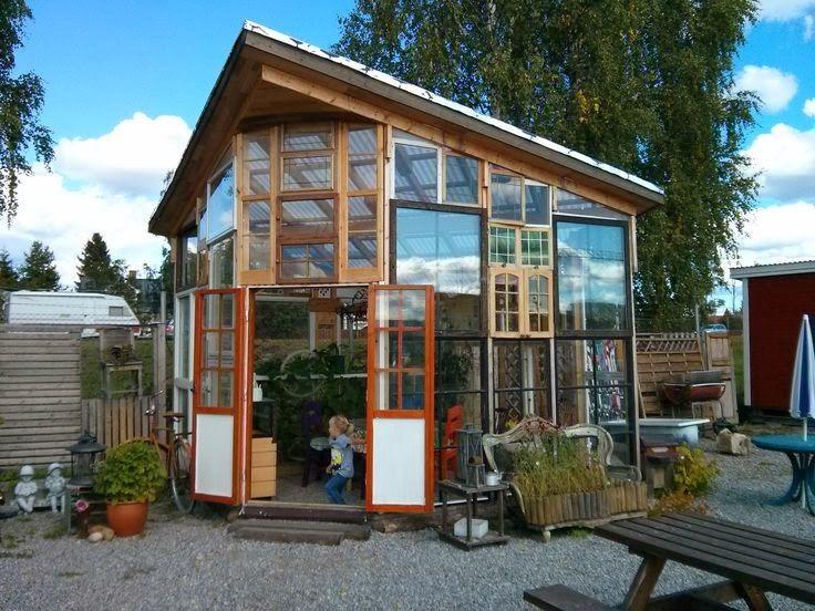 windows to make sun room