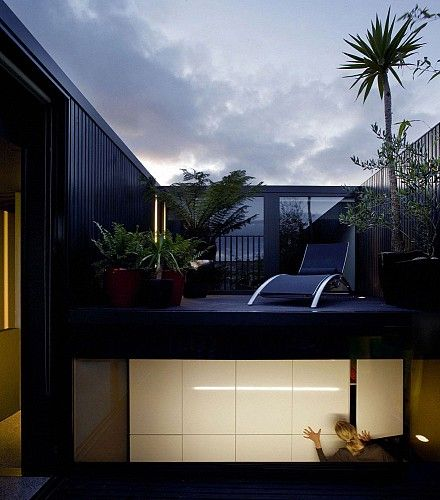 3 Mews Houses | ODOS Architects #outdoorliving #kitchen Home Design Ideas