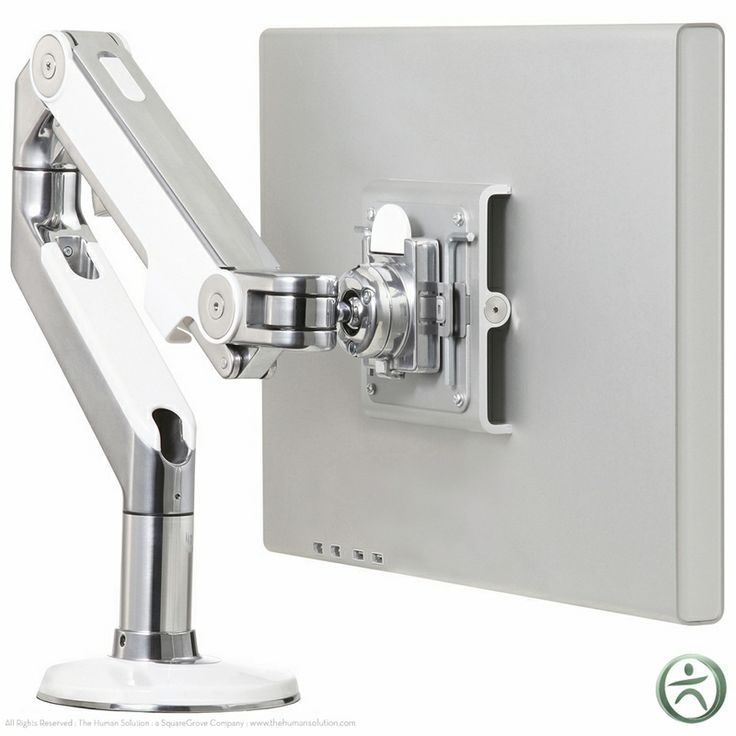 Humanscale Monitor Arm M8 | Shop Humanscale Monitor Arms