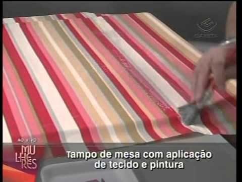 Marcelo Darghan no Programa Mulheres / Renovando Móveis