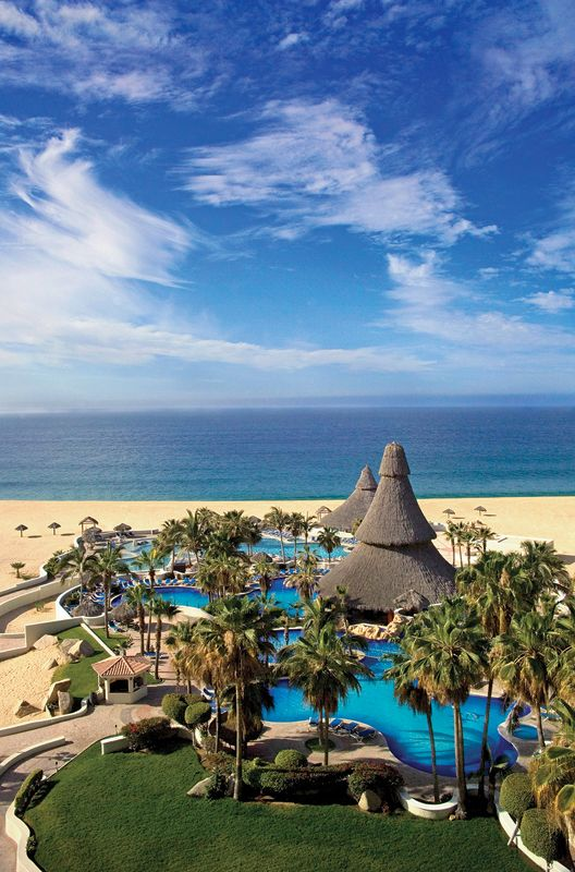 #Wedding Venue Spotlight: #SandosFinisterra #LosCabos Resort - Mexico #WeddingWednesday