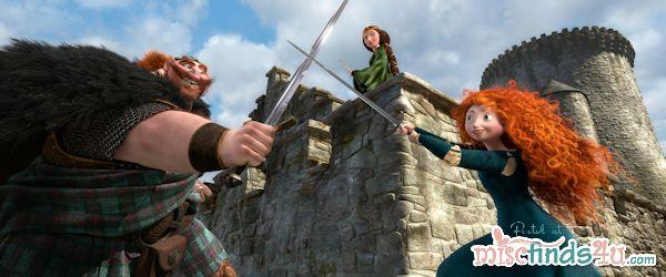 Movie Review: BRAVE Makes MacQuarrie's List of Top 5 Pixar Movies