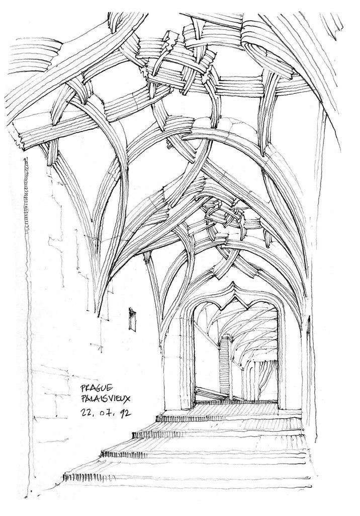 Prague 92, Château