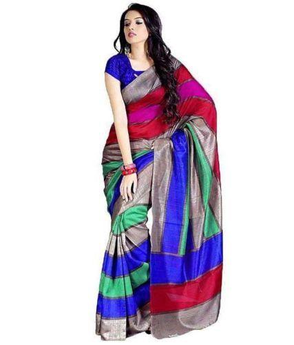 Indian Ethnic Pakistani Designer Sari Wedding Dress