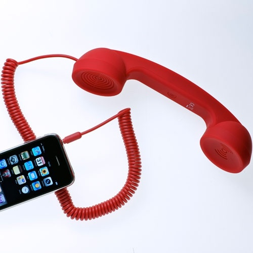 POP Phone from Native Union #headset #red #valentines #heart