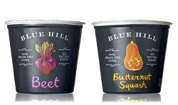 Blue Hill Farm Rolls Out Veggie-flavored Artisan Yogurts... Wow! Sounds innovative!