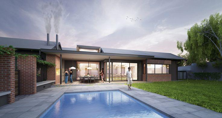 HOUGHTON HOUSE   Urban Habitat Architects