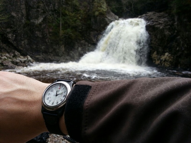 My Swiss army original, Big Rody Falls